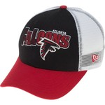 New Era Boys' Atlanta Falcons Trucker Joy 9FORTY Cap - view number 2