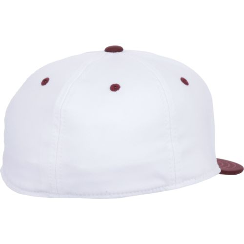adidas Men's Texas A&M University Retro Baseball Flexfit Cap - view number 3