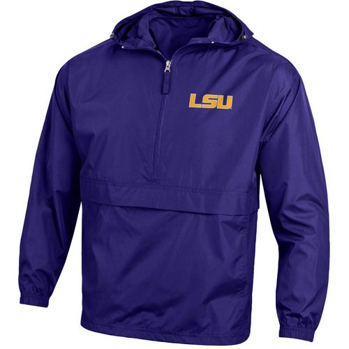 Champion Men's Louisiana State University Packable Jacket