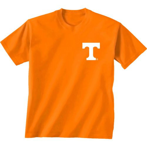 New World Graphics Women's University of Tennessee Comfort Color Initial Pattern T-shirt - view number 2