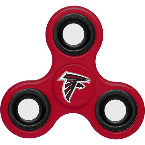 Forever Collectibles Atlanta Falcons Diztracto 3-Way Spinnerz Toy