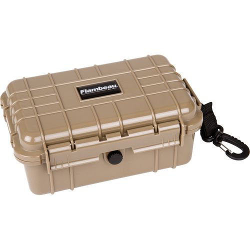 Flambeau 502 HD Tuff Waterproof Dry Box with Zerust