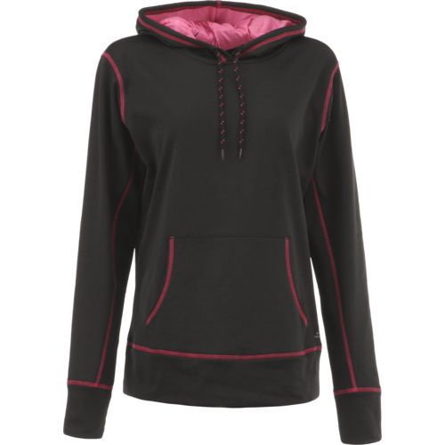 Cheap BCG Women's Training Contrast Stitch Pullover Hoodie for sale