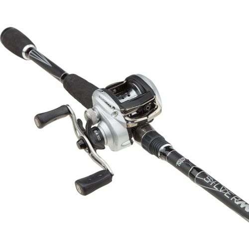 Abu Garcia Silver Max Baitcast Rod and Reel Combo - view number 5