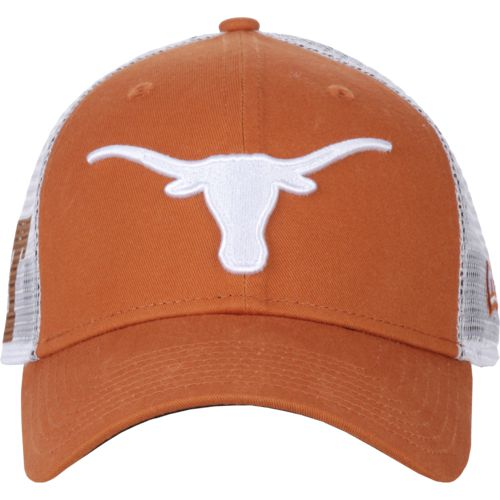 New Era Men's University of Texas 9FORTY Trucker Duel Cap