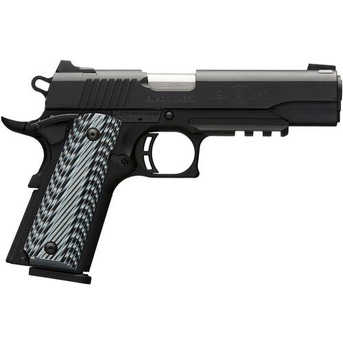 Browning 1911-380 Black Label Pro .380 ACP Pistol with Rail - view number 1