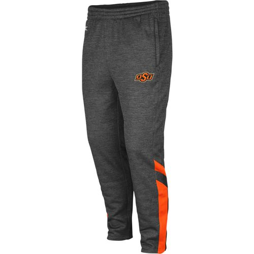Colosseum Athletics Men's Oklahoma State University Software Fleece Pant