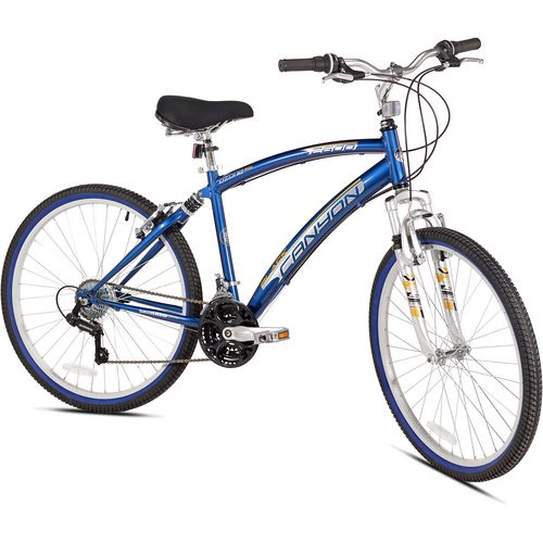 Ozone 500 Men's Black Canyon 26 in 21-Speed Bicycle