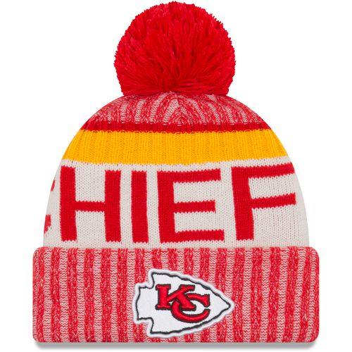 New Era Men's Kansas City Chiefs Onfield Sport Knit Cap