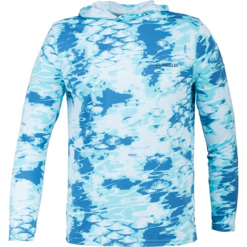 Magellan Outdoors Men's Scale Tech Long Sleeve Hoodie