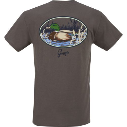 Gauge Men's Duck Decoy Graphic T-shirt