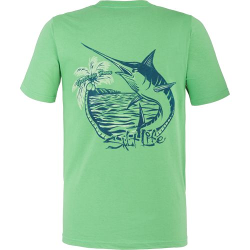 Salt Life Men's Island Days Short Sleeve Pocket T-shirt