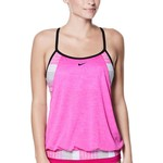 Nike Women's Layered Sport Tankini Swim Top - view number 1