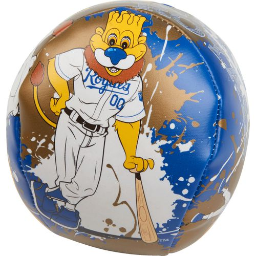 Rawlings Kansas City Royals MLB Quick Toss Softee Baseball