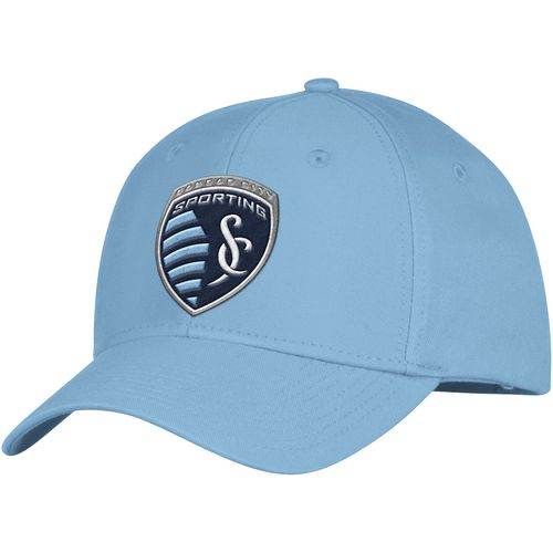 adidas Men's Sporting Kansas City Structured Adjustable Flex Cap