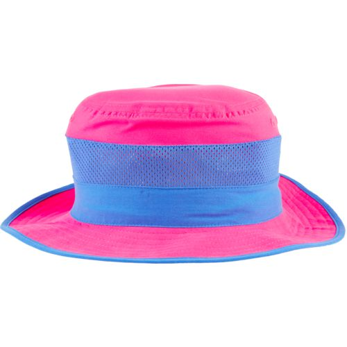 O'Rageous Girls' Colorblock Swim Bucket Hat