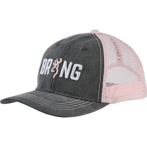 Display product reviews for Browning Women's BRNG Logo Cap
