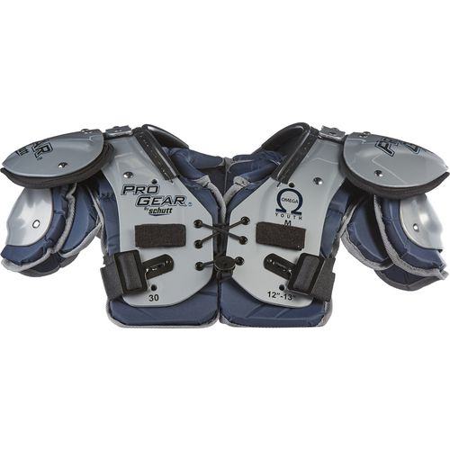 Schutt Kids' Pro Gear Football Shoulder Pads