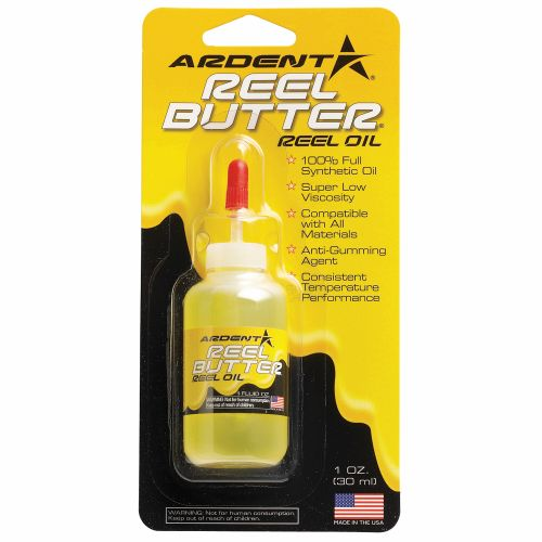 Display product reviews for Ardent Reel Butter Oil