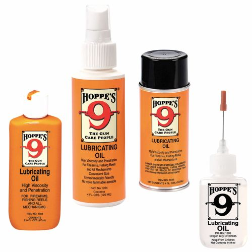 Hoppe's 4 oz. Aerosol Lubricating Oil