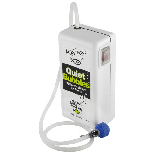 Marine Metal Products Quiet Bubbles™ Bubble Box™ Air Pump