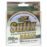 Sufix® Performance 80 lb. - 150 yards Braided Fishing Line