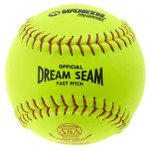 "Worth 12"" Dream Seam Fast-Pitch Softball"