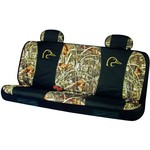 Ducks Unlimited Camo Bench Seat Cover