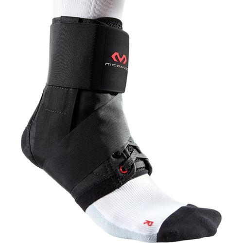 Image for McDavid Adults' Ultralight Ankle Brace with Strap from Academy
