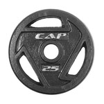 CAP Barbell 25 lb. Olympic Grip Plate - view number 1