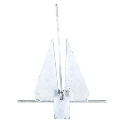 Attwood® 8 lb. Solid Shank Fluke Anchor
