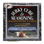 Hi Mountain Jerky Cracked Pepper and Garlic Blend Jerky Seasoning and Cure