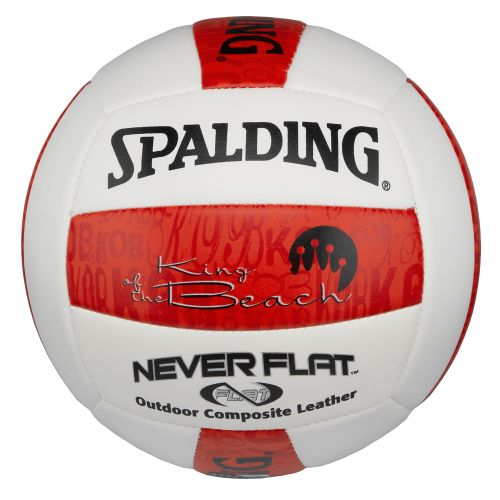 Spalding NEVERFLAT® King of the Beach Recreational Outdoor Volleyball - view number 1