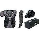 EASTON® Intermediate Natural Catcher's Set