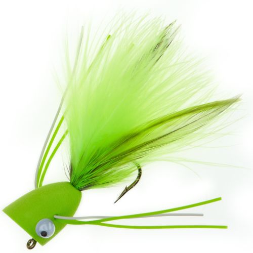 "Superfly™ Bass Popper 1.25"" Fly"