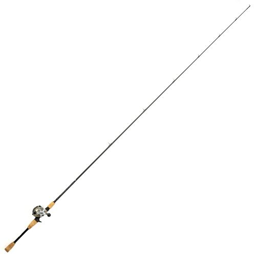 "Pinnacle Vertex Pro 6'6"" Freshwater Casting Rod and Reel Combo"