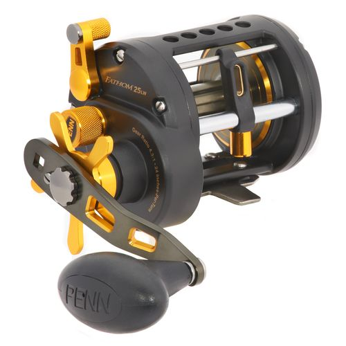 Display product reviews for PENN Fathom Levelwind Conventional Reel Right-handed