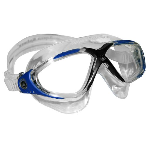 Image for Aqua Sphere Adults' Vista Swim Goggles from Academy