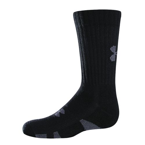 Image for Under Armour® Kids' Crew Socks 3-Pack from Academy