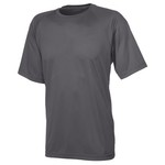 BCG™ Men's Short Sleeve Crew Neck Raglan Performance T-shirt