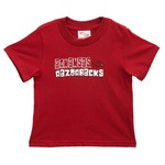 Viatran Toddlers' University of Arkansas T-Shirt