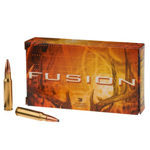 Federal® Fusion® .308 Winchester 180-Grain Centerfire Rifle Ammunition - view number 1