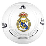 adidas Authentic Real Madrid Soccer Ball
