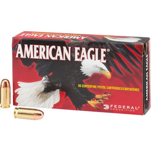 Display product reviews for Federal Premium® American Eagle® .45 Auto 230-Grain Centerfire Pistol Ammunition