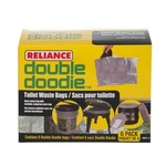 Reliance Double Doodie Toilet Waste Bags 6-Pack - view number 1