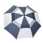 "Wilson Ultra™ 62"" Blue and White Umbrella"