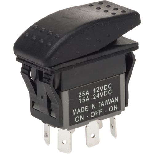 Marine Raider Electrical On/Off/On Rocker Switch