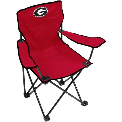 Image for Logo Chair Kids' University of Georgia Chair from Academy