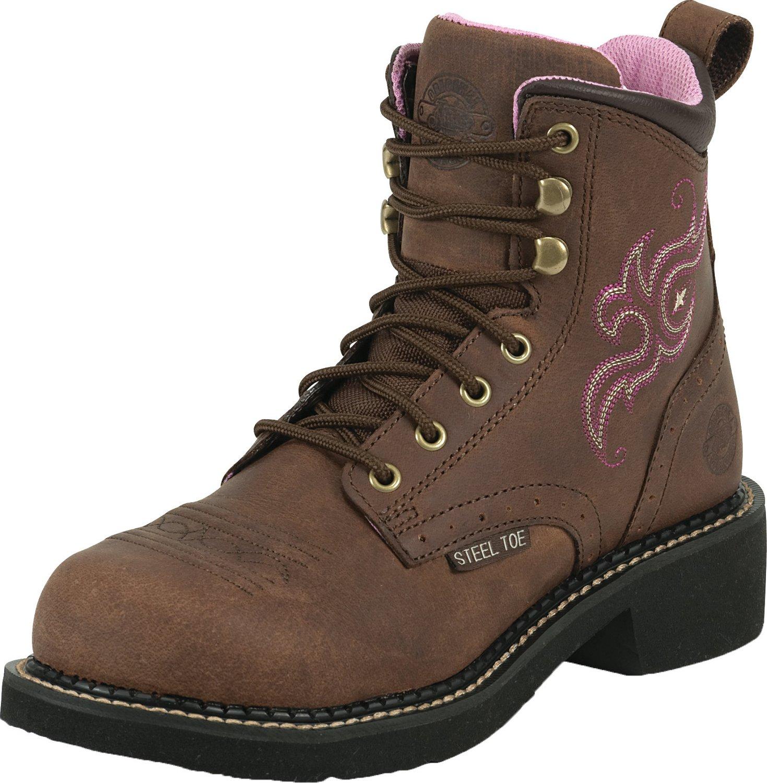 Women&39s Work Boots   Work Boots For Women Women&39s Steel-Toe Boots