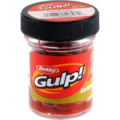 "Berkley® Gulp! 4"" Earthworms"